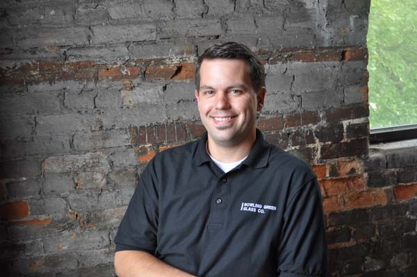 Matt Hall, Residential Sales for BG Glass Company