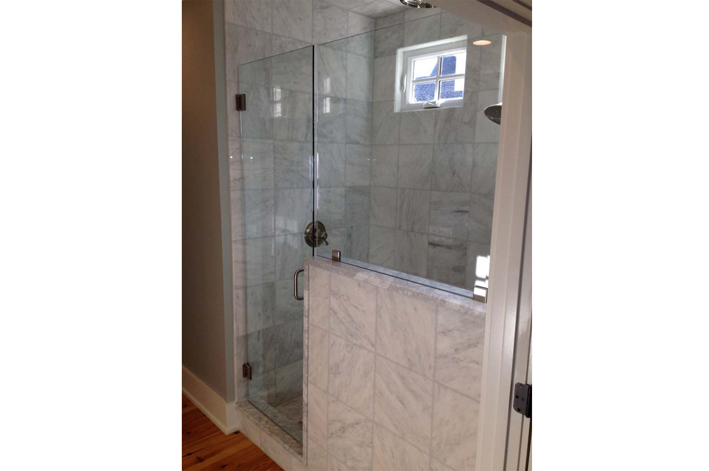 BG Glass Shower Glass Door