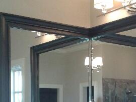 Olde Stone Home Mirror