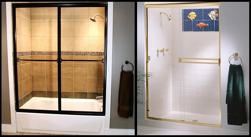 Framed Sliding Shower Doors 5 things you must know about showers - bgglass blog