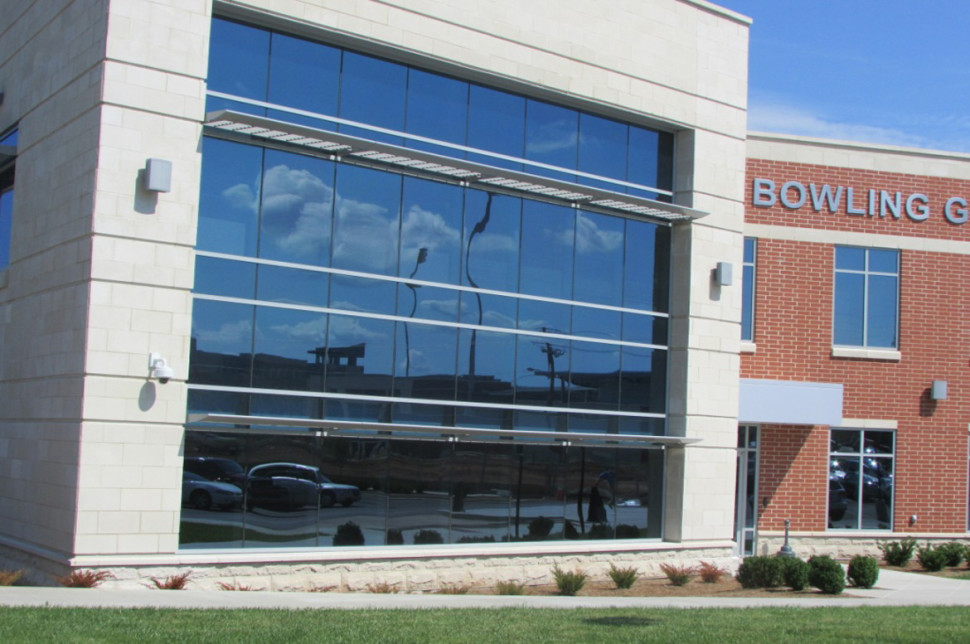 BGMU Building
