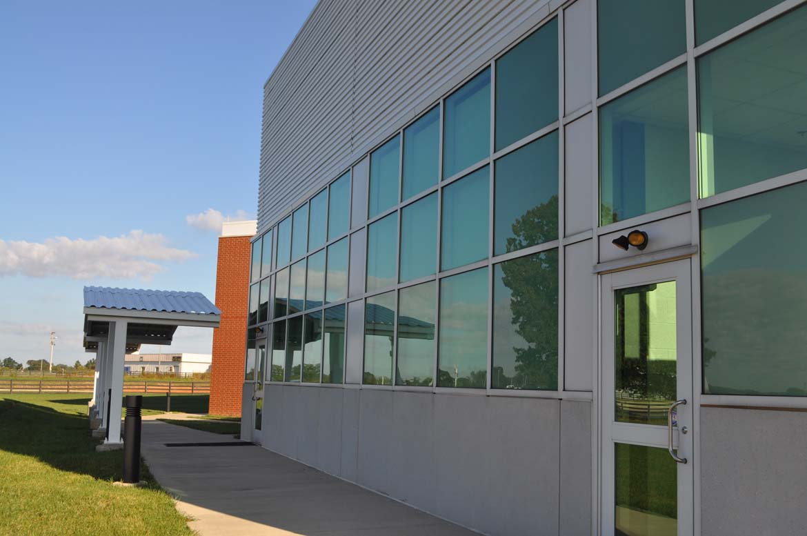 BG Glass Commercial Glazing Project